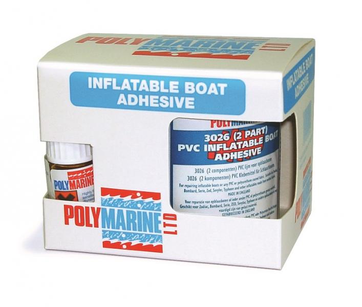 PVC 2-component Adhesive 250ml