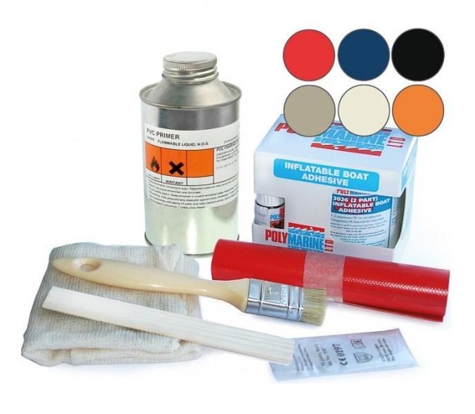 Professional Repair Kit - PVC