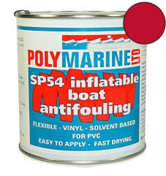 PVC Antifoul 1l RED